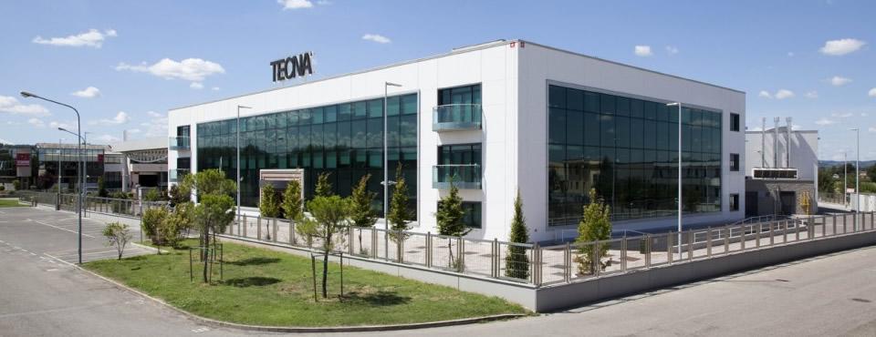 Итальянский производитель Tecna