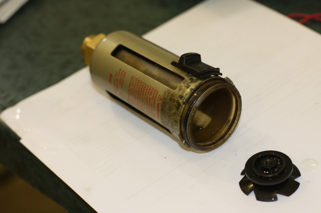 Фильтрация сжатого воздуха в плазменной резке (ч.1)
