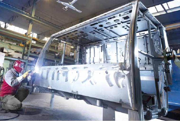 Сварка тонкого металла на производстве