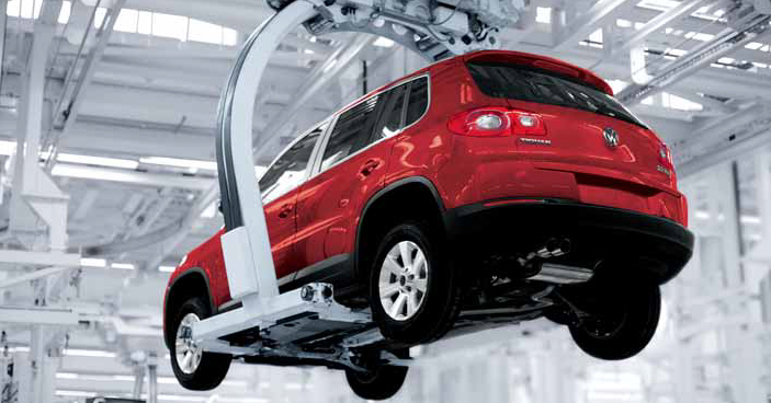 Концерн Volkswagen полагается на coldArc®