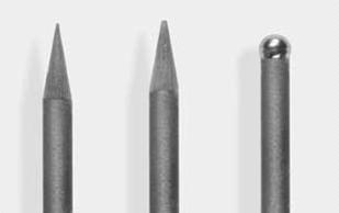 Типы заточки вольфрамовых электродов