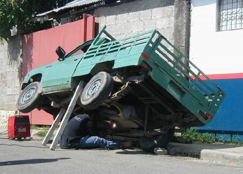 Автомобиль сварка опасность