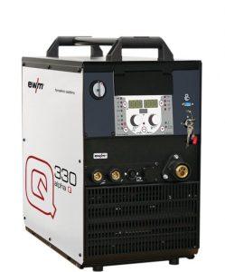 Компактный Alpha Q 330 TKM способен осуществлять сварку PipeSolution